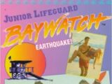 Baywatch Jr. Lifeguard Books