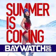 Baywatch Stephanie Summer Is Coming promo