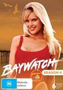 Australian Season 6 DVD