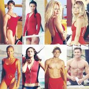Baywatch Cast TV Series and Movie