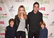 Jenna and family