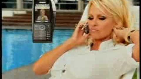 Virgin phone ad