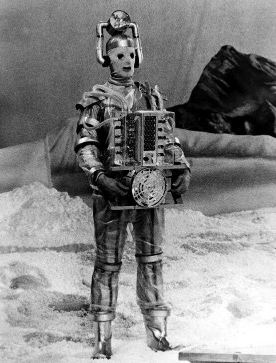 An original Cyberman