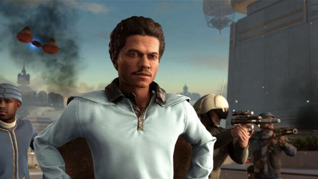 Battlefront II Lando Calrissian
