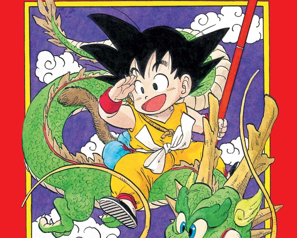 Dragon Ball Manga Vol. 1