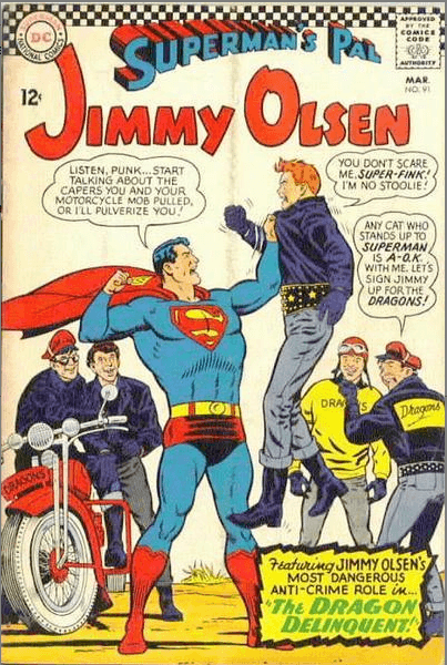 supermanjimmyolsen