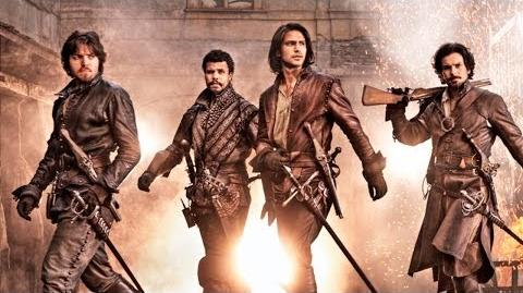 THE MUSKETEERS Filming On Location Exclusive Inside Look at New Series - Sun JUNE 22 BBC AMERICA
