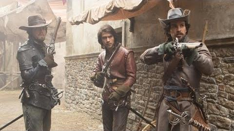 THE MUSKETEERS Must Save Porthos Before He's Executed - New Episode SUN JULY 20 BBC America