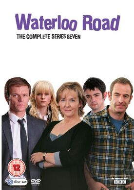 Series 7 DVD case