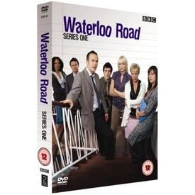 Series 1 DVD case