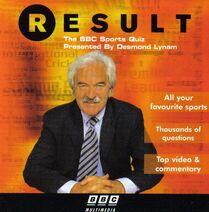 Result BBC Sports Quiz with Desmond Lynam