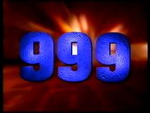 BBC 999 Title Card