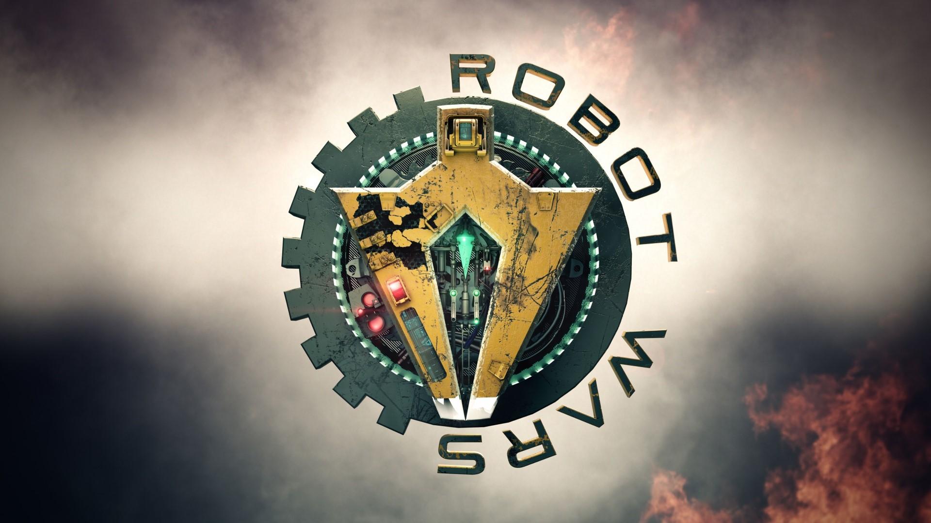 Robot Wars - New Logo