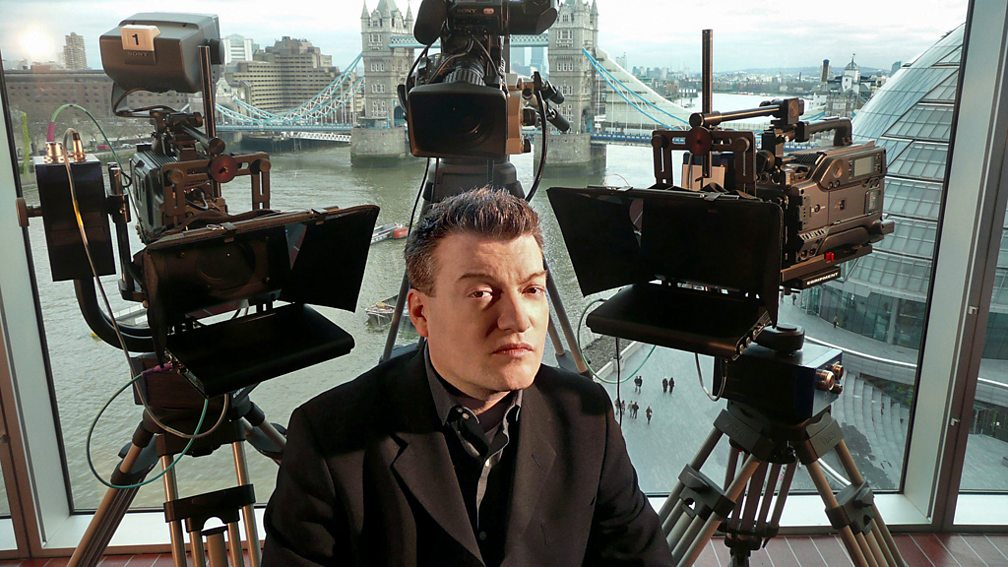 Newswipe with Charlie Brooker