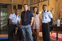 Death in Paradise Team Series 7