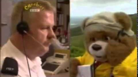 Becky and Barnaby Bear - Barnaby Bear to the Rescue