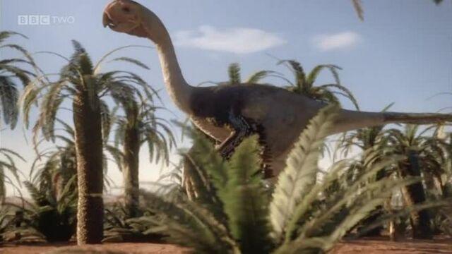 File:Giant Oviraptorid.jpg