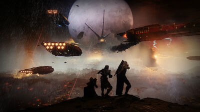 Watch the First 15 Minutes of 'Destiny 2' Gameplay Running on PC