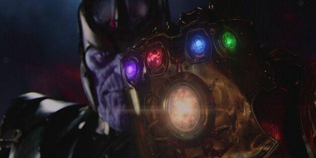 thanos infinity stones infinity gauntlet