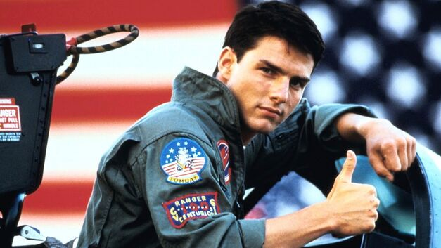 Top Gun_Tom Cruise