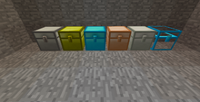 Grid Iron Chests