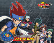 Beyblade metal Fight pic
