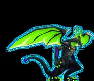 Darkus QuakeDragonoid