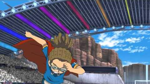 Inazuma Eleven(イナズマイレブン)真イリュージョンボール Shin illusion ball
