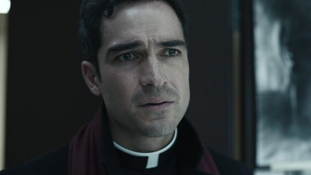 Father Tomas in The Exorcist