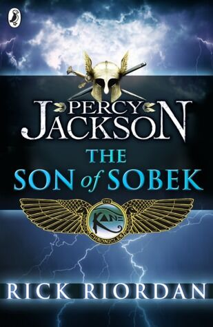 Rick Riordan son-of-sobek-book-cover