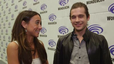 'Magicians' Stars Jason Ralph and Stella Maeve Talk Crossing Over