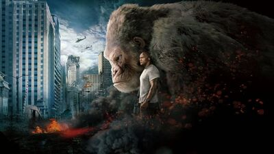 'Rampage' Review: A Dumb, Pointless, Monster Dose of Fun