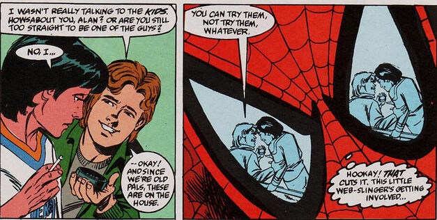 Spider-Man Peer Pressure