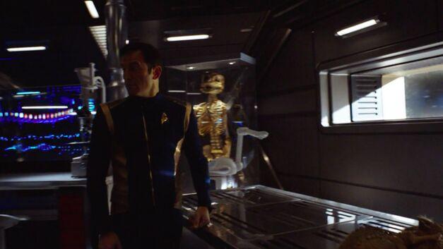 Star Trek: Discovery Lorca Gorn