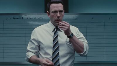 Box Office: 'The Accountant' Is A Certified Winner