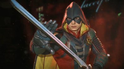 See Robin Fight Batman in 'Injustice 2'