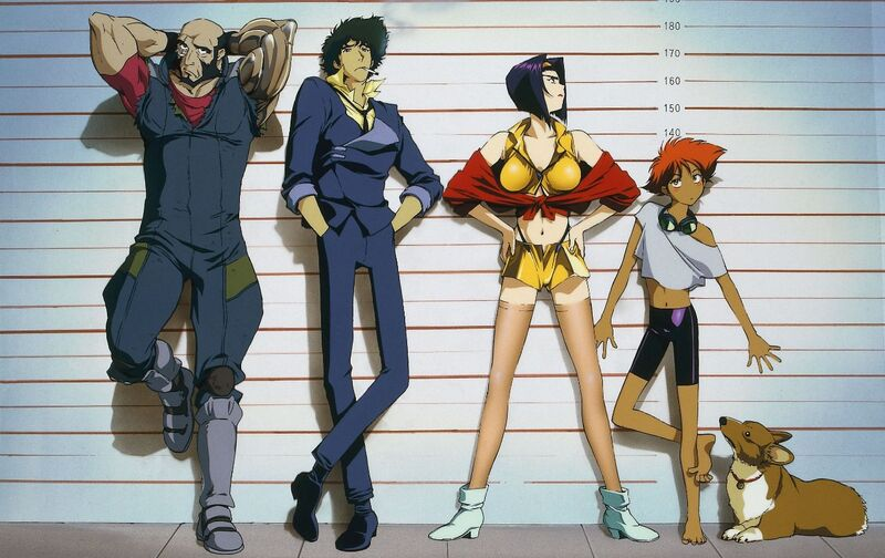 14 anime shows to binge watch on netflix hulu fandom