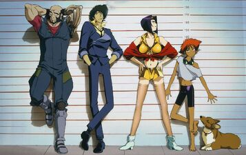 5 Anime to Watch If You Love 'Cowboy Bebop'