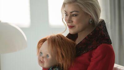 Watch Jennifer Tilly's Hilarious Chucky Impression