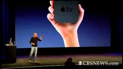 Steve Jobs Apple TV Keynote