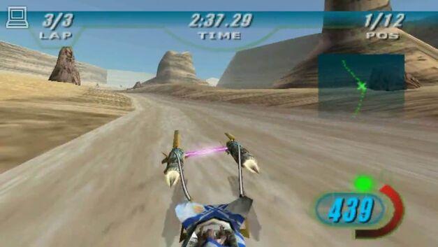 Star Wars Racer
