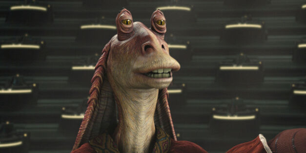 Star Wars - Jar Jar