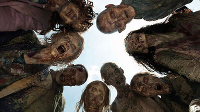 'The Walking Dead' Chief Pitches Frozen Zombie Spin-Off