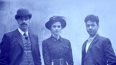 WonderCon: 'Houdini & Doyle' Interviews