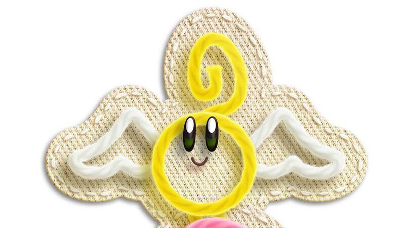 Kirby Star Allies Angie