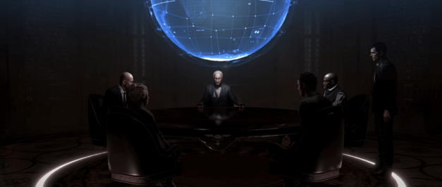 Deus Ex Mankind Divided 101 Illuminati