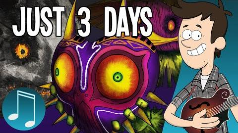 """Just 3 Days"" - Majora's Mask song by MandoPony - The Legend of Zelda"