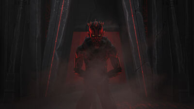 Darth Maul Returns in 'Star Wars Rebels'