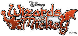 Logowizardsofmickey