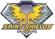 Saint Shields Logo